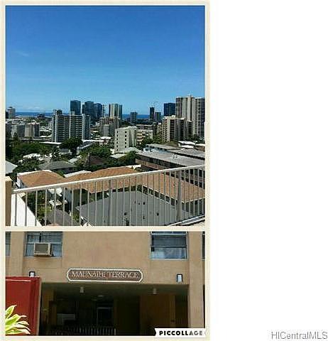 Maunaihi Terrace Condo Honolulu 96822 Condo Townhouse For