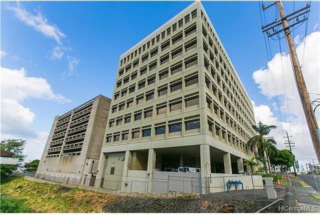 Kuakini Medical Plaza Commercial Honolulu 96817 Commercial