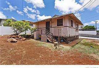 Kapahulu Home