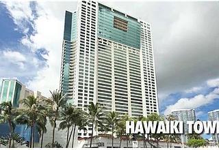 Hawaiki Tower Condo