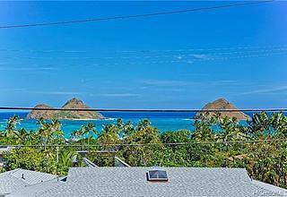 Photo of Lanikai Ocean View Hillside Home, Walk to Beach - 1407 Kehaulani Drive