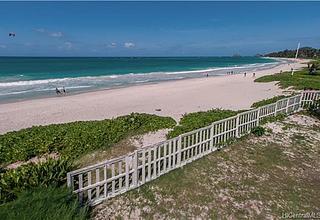 Beachside Home