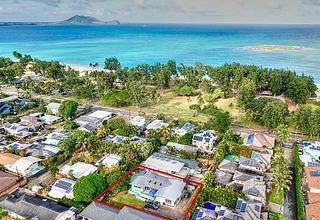 Kawailoa-kailua Home