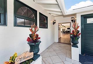 Photo of Wailupe Home