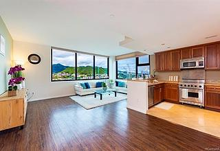 The Pinnacle Honolulu Condo
