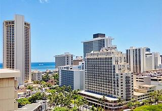 Photo of Waikiki Skytower Condo