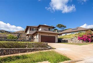 Makakilo-kahiwelo Home