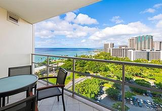 Trump Tower Waikiki Condo