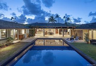 Beachside Home