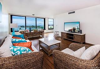 Yacht Harbor Towers Rental