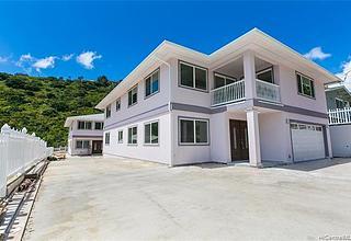 Pauoa Valley Home