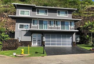 Manoa Hillside Estates Home