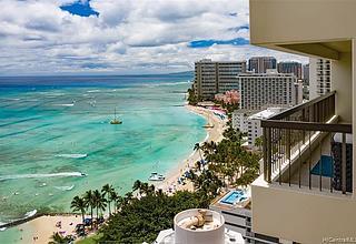 Waikiki Beach Tower Condo