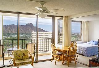 Waikiki Banyan Condo