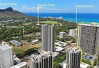 Waikiki Sunset Condo
