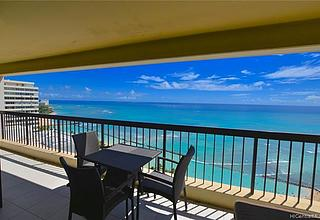 Waikiki Beach Tower Condo