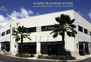 Waipio Business Center Commercial