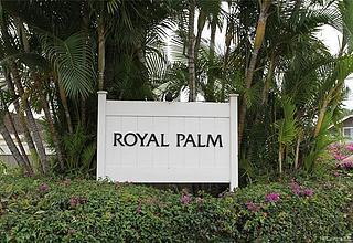 Royal Palm At Waipio Iv Condo