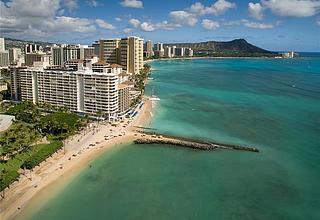 Waikiki Shore Condo