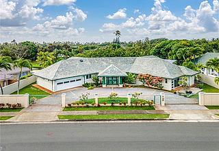 Photo of Waialae Golf Course Home
